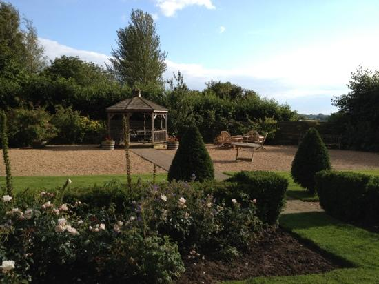 The Swan at Chapel Down: The Herb Garden at Chapel Down