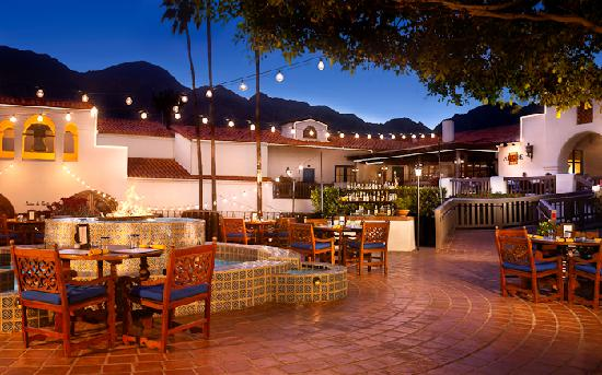 Adobe Grill @ La Quinta Resort: Top of the Plaza