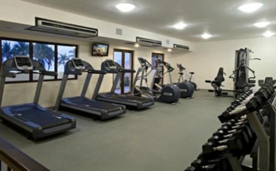 Estrella Del Mar Resort Mazatlan: Gym