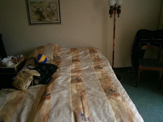 Hotel Afrodyta: WYGODNE ŁÓŻECZKO dla 2 osób ?
