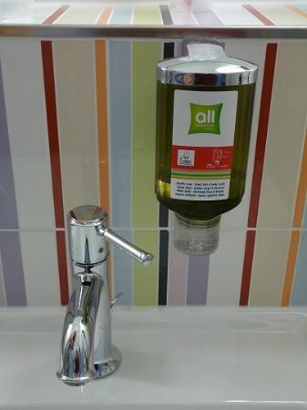 Ibis Styles Aachen City : All Seasons Hotel Aachen City: I prodotti con Ecolabel.