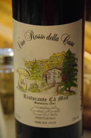 Badalucco, Italy: Ristorante Ca' Mea