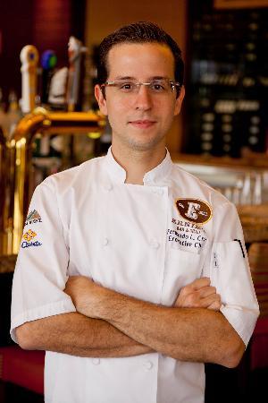 Ernie's: Chef Fernando Cruz