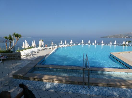Hotel Orphee: piscine de l'hotel