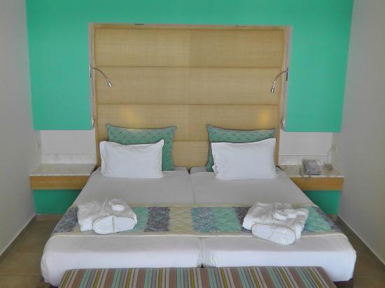 Robinson Club Daidalos: Schlafzimmer