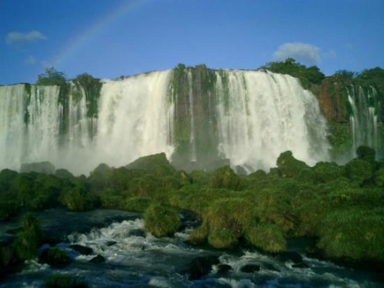 Iguazu Falls : Devil`s Throat