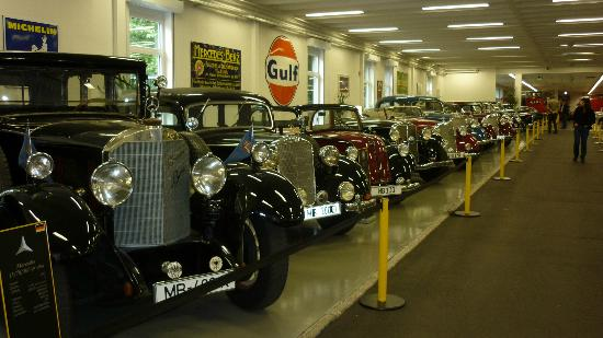 Auto-und Uhrenwelt: Old cars