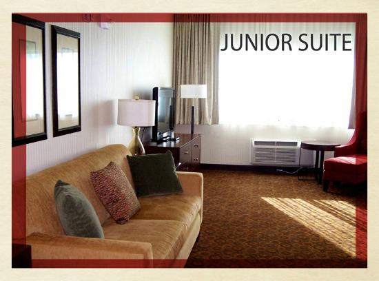 St. Croix Casino Danbury: Junior Suite View