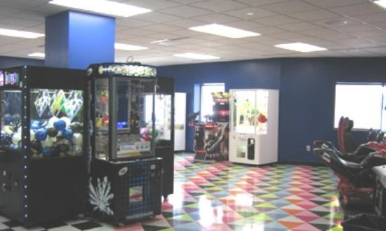 St. Croix Casino Danbury: Arcade View