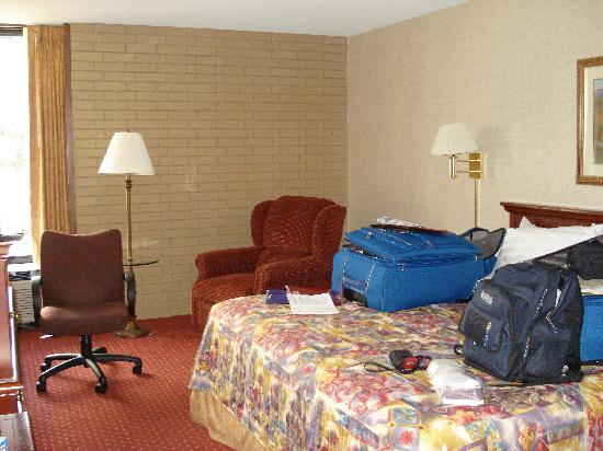 Drury Inn & Suites Atlanta Airport: room