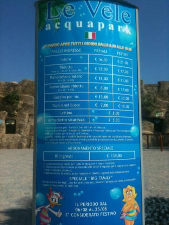 Le Vele Acquapark (San Gervasio Bresciano) - All You Need to Know ...