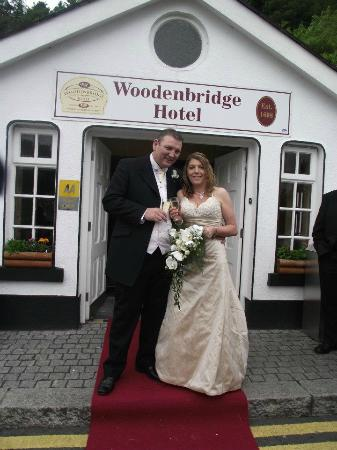 Woodenbridge Hotel & Lodge: Wedding