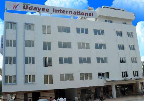 Hotel Udayee International : exellent hotel