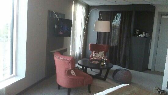 راديسون بلو هوتل أوبسالا: excecutive room 
