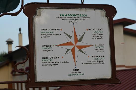 Ormea, Italie : La Tramontana