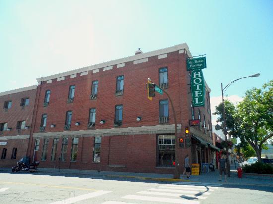 Mount Baker Hotel: mount baker heritage building