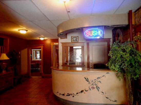 Mount Baker Hotel : main lobby area