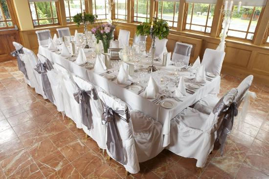 Devon Inn Hotel: Private Dining Room Ideal for Small Wedding/Christening