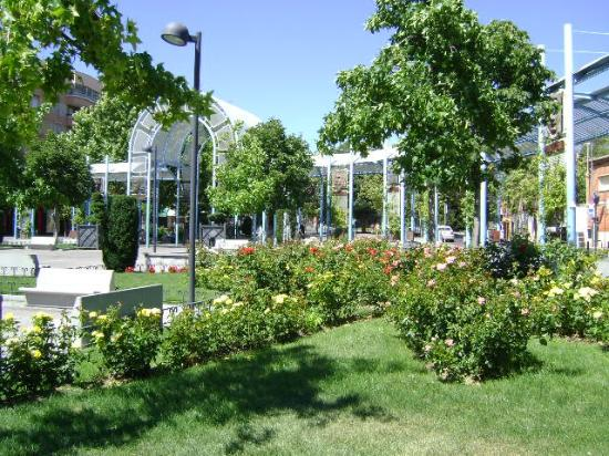 Mostoles, Spain: Plaza del Pradillo, Móstoles, Madrid.