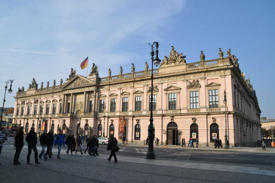 Musée historique allemand : Aussenansicht