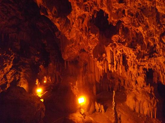 Perama, Grecia: Inside the cave.