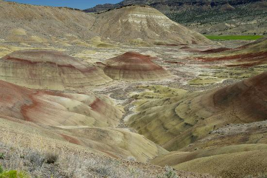 John Day, OR: Painted Hills Unit