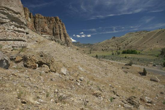John Day Fossil Beds National Monument照片