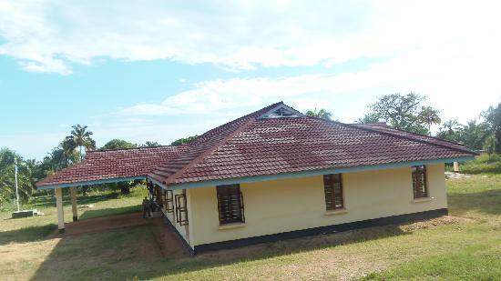 Kigoma, Tanzania: Livingstone museum building