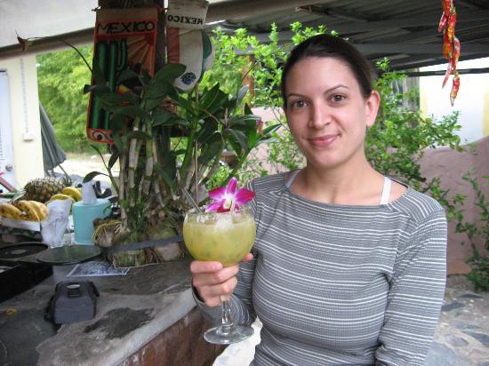 Ando Loco: Delicious and beautiful drink.