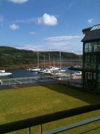 Portavadie Marina Restaurant and Bar: beautiful view