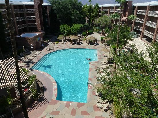Radisson Suites Tucson: Heaven :)