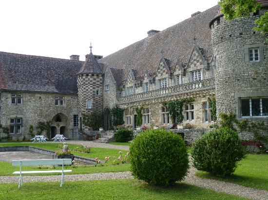Hattonchatel Chateau : Utifrån