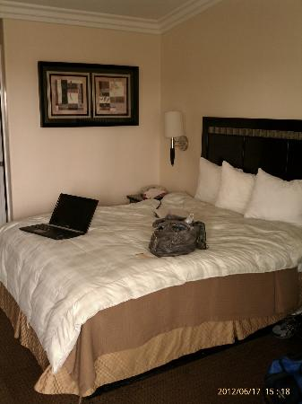 Hyland Inn Near Legoland: Queen Bed