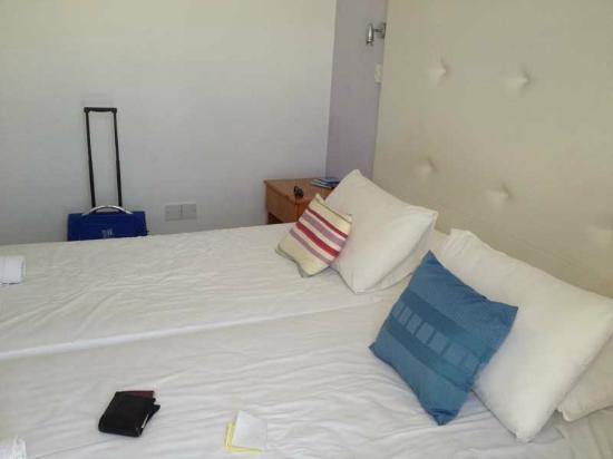 L'eros Hotel: letto