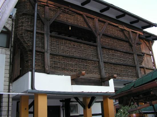 Hotel Garten : restaurant terrace