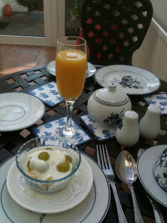 Donnybrook Hall Hotel: Fruit Salad