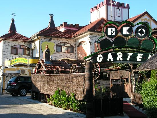 Hotel Garten: the hotel