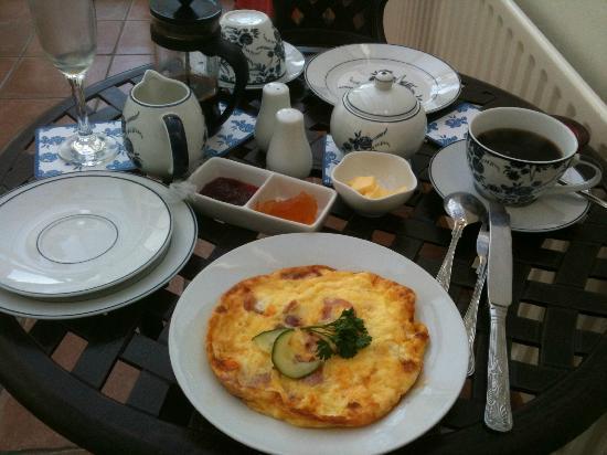 Donnybrook Hall Hotel: Main course breakfast