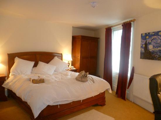 Bijou Abode - Chaucer House: Bedroom