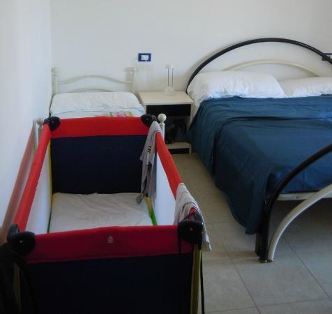 Sympathy Hotel : Sistemazione in camera