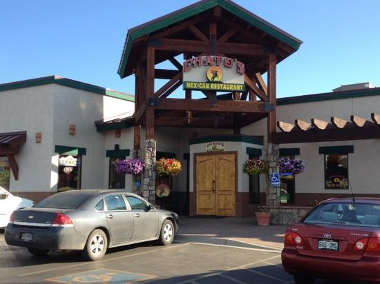 Chato's: Good Food, Great Service