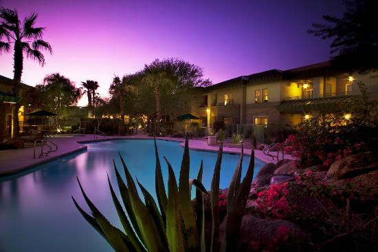 Scottsdale Resort & Athletic Club: Resort Pool