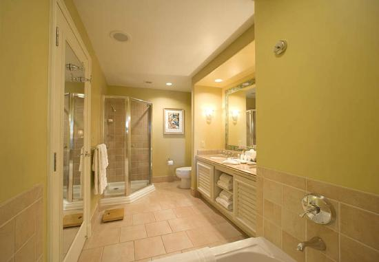 Loews Portofino Bay Hotel At Universal Orlando: Bathroom