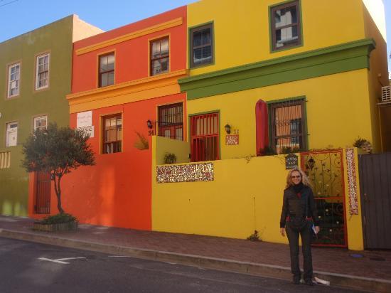 La Rose Bed & Breakfast: fachada de la casa principal