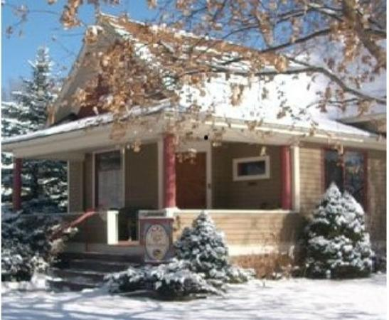 Ellen's Bed & Breakfast : Winter in Colorado