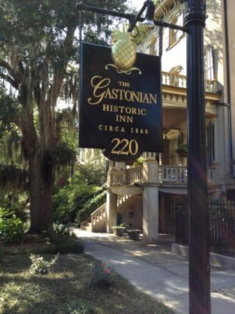 The Gastonian - A Boutique Inn: Great Place to Stay