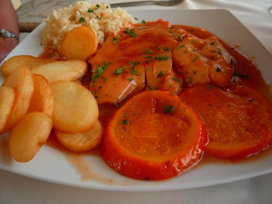 Romeo: Sweet and Sour Chicken