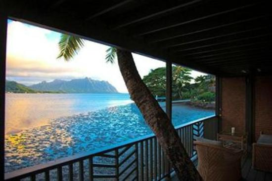 One Bedroom Waterfront Cottage Picture Of Paradise Bay Resort Hawaii Kaneohe Tripadvisor