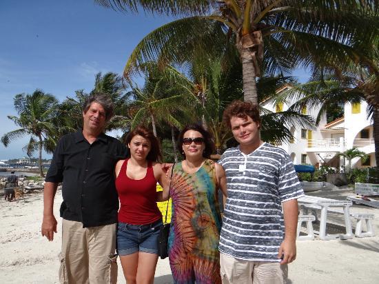 加勒比別墅酒店照片