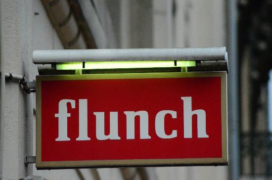 Flunch Paris Beaubourg: Flunch